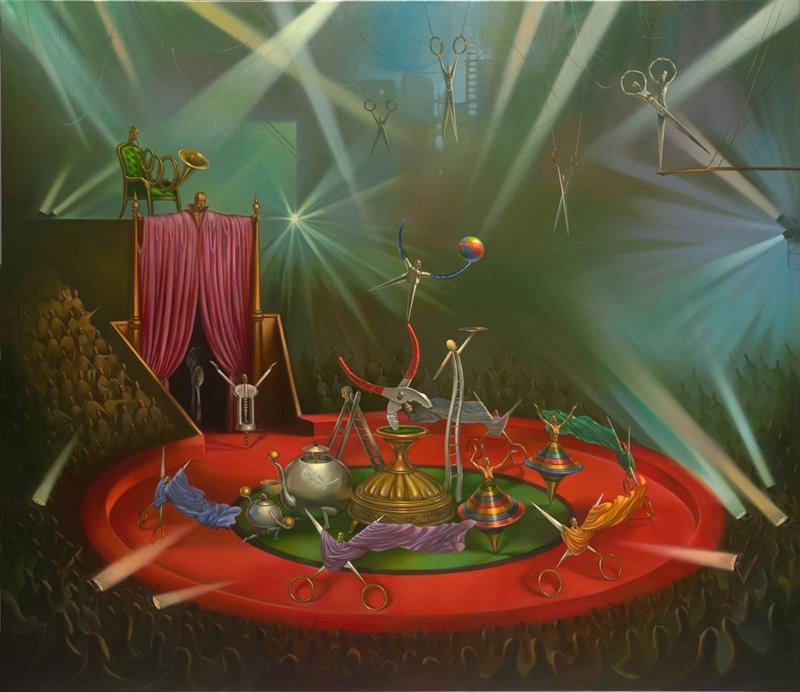 Vladimir Kush 1965 - Russian Surrealist painter - Tutt'Art@ (32)
