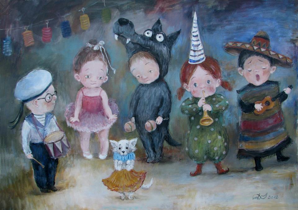 Nino Chakvetadze's Art 89